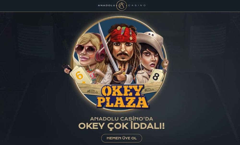 Anadolu Casino Para Yatirma